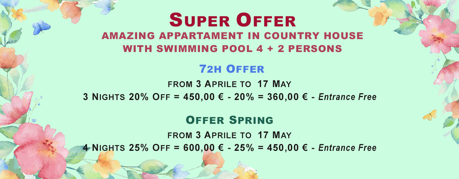 offer may 2018
